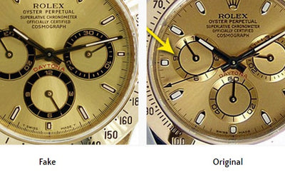 Why Buy Genuine Watches?