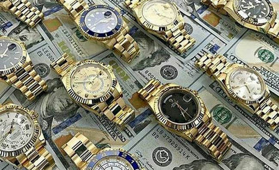 Is your watch an asset?