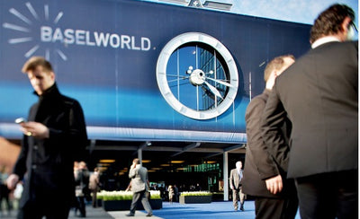 Baselworld and the watch industry: A journey in time
