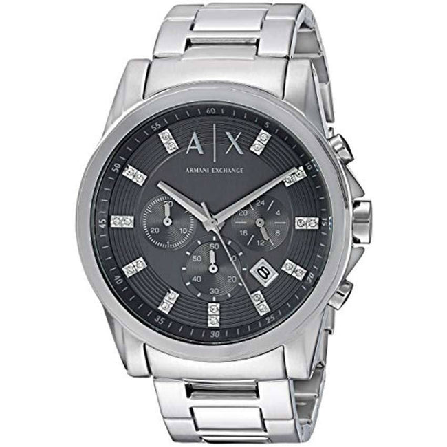Armani Exchange AX2092 Men's Stainless Steel Chronograph Watch