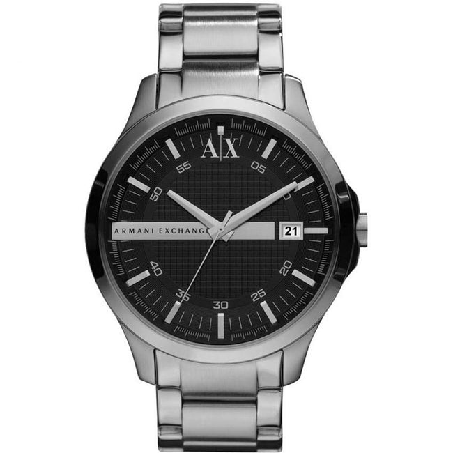 a706b3c6a0d Armani Exchange AX2103 Men s Silver Stainless Steel Bracelet Watch –  WatchLocker