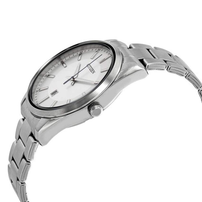 Citizen BI1030-53A Men's Quartz Stainless Steel Date Watch