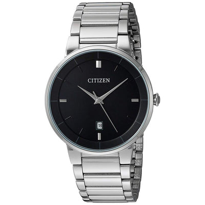 Citizen BI5010-59E Men's Corso Black Dial Quartz  Medium Watch