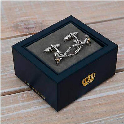 Harvey Makin CL246 Golf Clubs Pair of Cufflinks