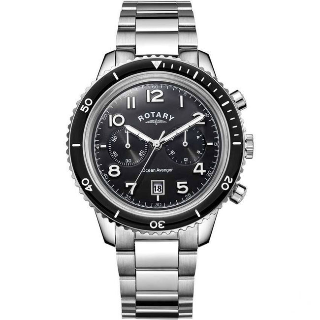 Rotary GB05021/04 Men's Ocean Avenger Chronograph Watch