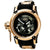 Invicta 11341 Men's Russian Diver Rose Gold Case Camouflage Dial Large Watch