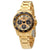 Invicta 25747 Women's Pro Diver Quartz Chronograph Gold Dial Watch