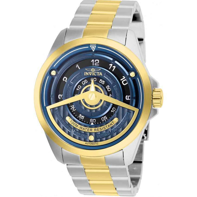 Invicta 25957 Men's S1 Rally Automatic 2 Hand Blue Dial Watch