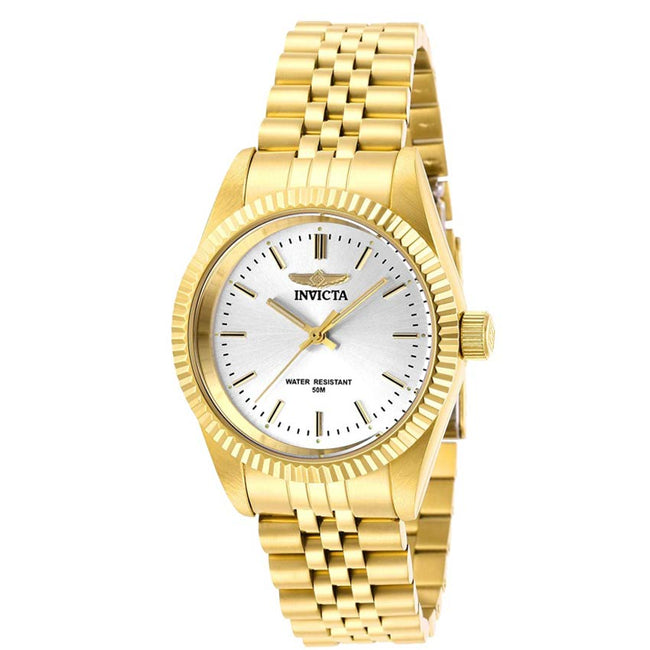 Invicta 29407 Women's Specialty Yellow Gold Bracelet Watch