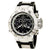 Invicta 5511 Men's Subaqua Quartz Chronograph Black Dial Large Watch