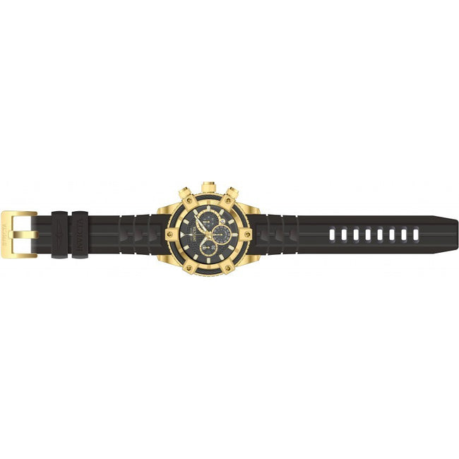 Invicta 90270 Men's Bolt Quartz Chronograph Black Dial Large Watch