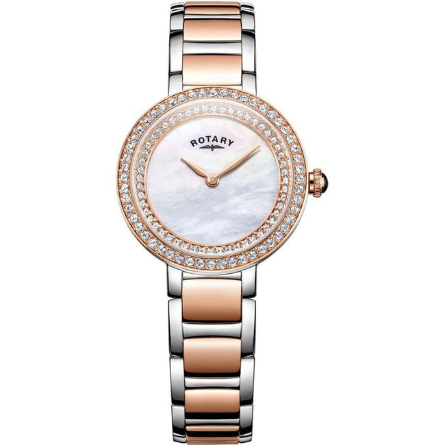 Rotary LB05086/41L Women's Cocktail Stone Set Watch