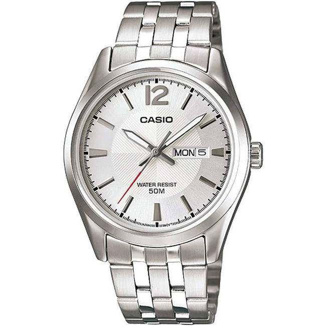 CASIO GENTS MTP-1335D-7AVDF METAL BASIC ANALOG DRESS SMALL SIZE WATCH