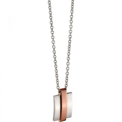 Fred Bennett N4279 Men's Stainless Steel Necklace