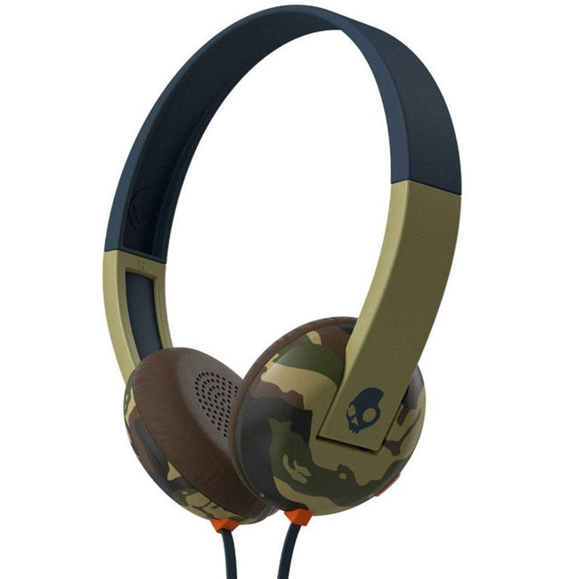 Skullcandy S5URHT-458 UPROAR ON-EAR W/TAP CAM/SLATE/NAVY