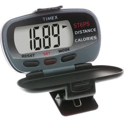 Timex T5E011 Unisex Step/Distance Pedometer and Calorie Tracker