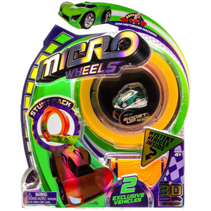 Micro Wheels Loop Pack - Micro Wheels - Toys101
