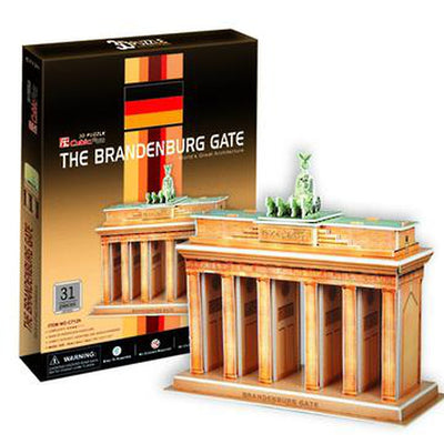 3D The Brandenburg Gate - Others - Toys101