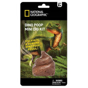 National Geographic Dino Poop Mini Dig - National Geographic - Toys101