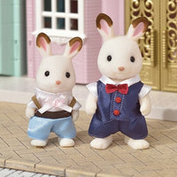 Dress Up Set (Navy Light Blue) - Sylvanian Families - Toys101
