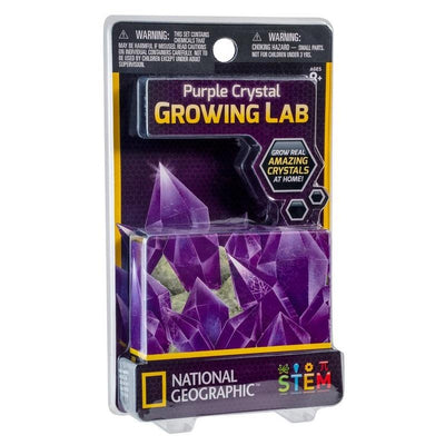 Crystal Grow Powder Glow - National Geographic - Toys101