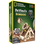 National Geographic Da Vincis Invention Bombard - National Geographic - Toys101