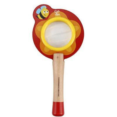 Hape Busy Bee Magnifying Glass - Hape - Toys101