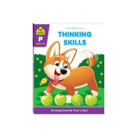School Zone Get Ready! Thinking Skills - School Zone - Toys101