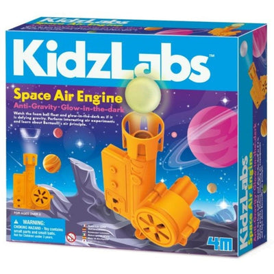4M Kidz Lab Space Air Engine - 4M - Toys101