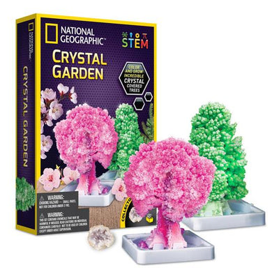 National Geographic Crystal Garden - National Geographic - Toys101