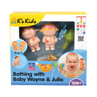 Bathing With Baby Wayne Julia - Others - Toys101
