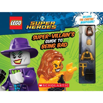 LEGO DC Comics Super Heroes Super-villains Guide To Being Bad - Lego - Toys101