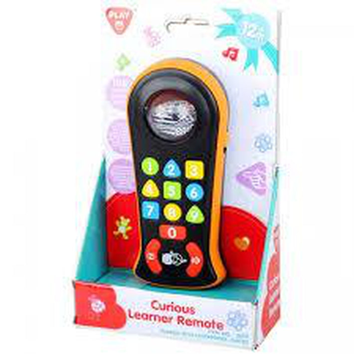Playgo Curious Learner Remote - Playgo - Toys101