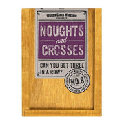 Wooden Game Workshop Noughts And Crosses - Others - Toys101