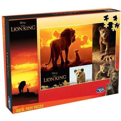 Lion King 300Pc Xl Future King - Holdson Games - Toys101