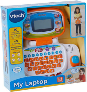 VTech My Laptop Learn and Play Computer