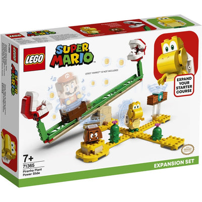 LEGO Super Mario 71365 Piranha Plant Slide Expansion Set - Lego Super Mario - Toys101
