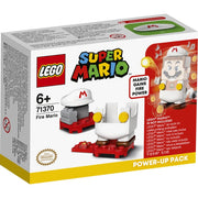 LEGO Super Mario 71370 Fire Mario Power-Up Pack - Lego Super Mario - Toys101