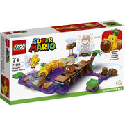 LEGO Super Mario 71383 Wiggler's Poison Swamp Expansion Set - Lego Super Mario - Toys101