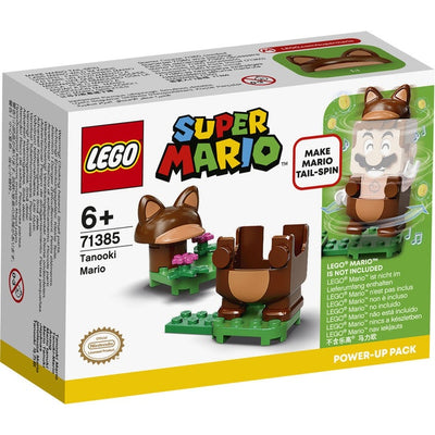 LEGO Super Mario 71385 Tanooki Mario Power-Up Pack - Lego Super Mario - Toys101