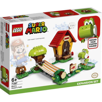 LEGO Super Mario 71367 Marios House & Yoshi Expansion Set - Lego Super Mario - Toys101