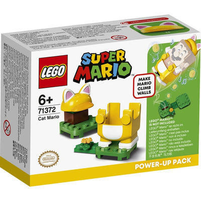 LEGO Super Mario 71372 Cat Mario Power-Up Pack - Lego Super Mario - Toys101