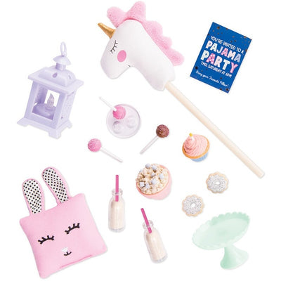 Our Generation Sleepover Party Set Unicorn - Our Generation - Toys101