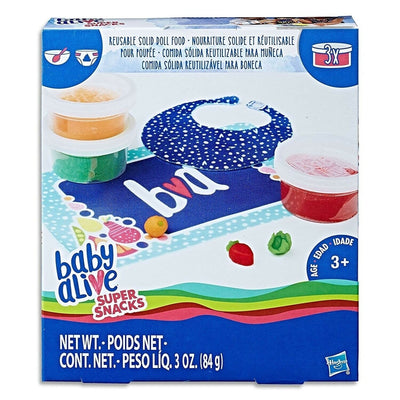 Ba Snack Pack Refill - Baby Alive - Toys101