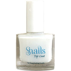 Snails Nail Polish Top Coat (Clear) - Snails - Toys101