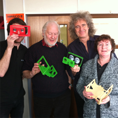brian may from queen at westons