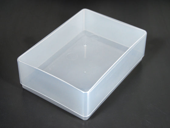 clear plastic a6 paper storage boxes
