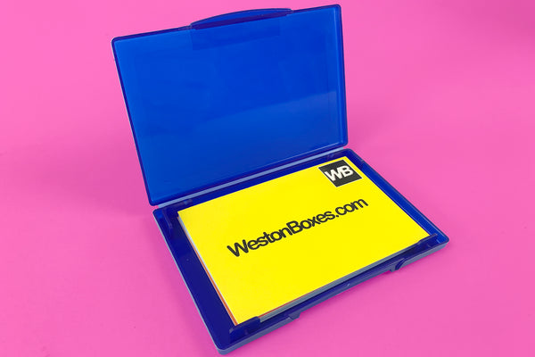 business card holder colourful wallet westonboxes