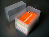 Plastic Business Card Box