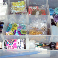 crafty tool box craft storage